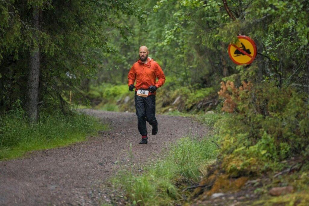 Löpning Laponia Triathlon