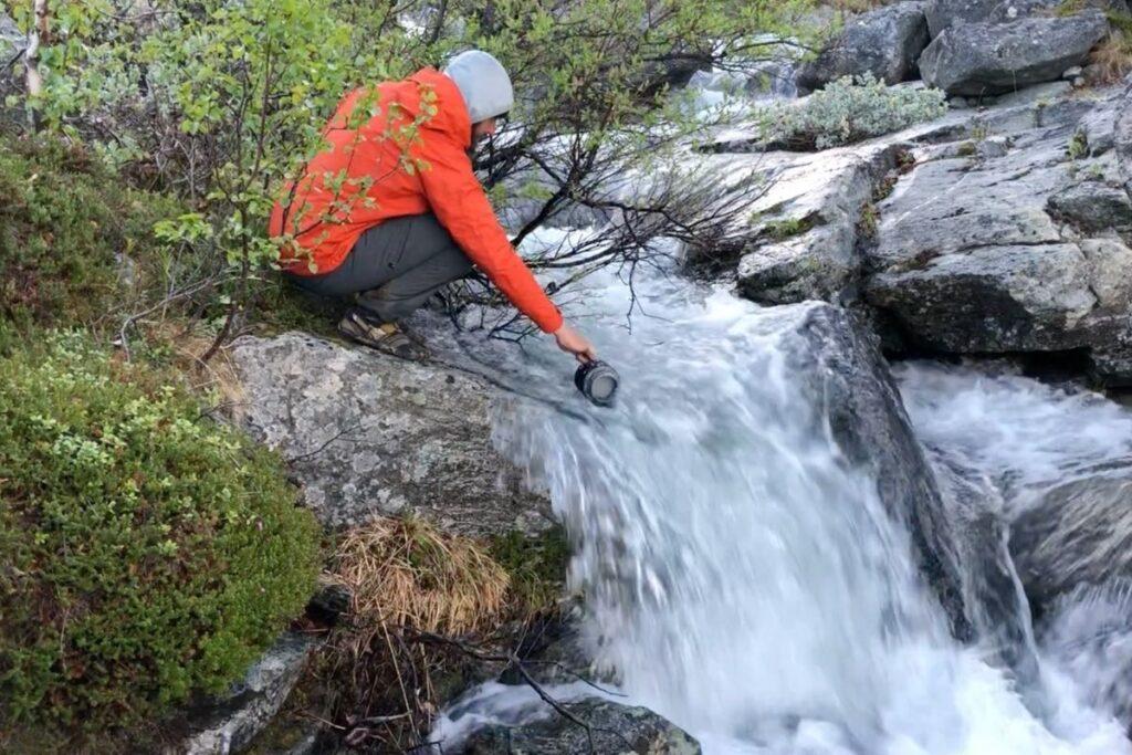 Skaljacka vandring