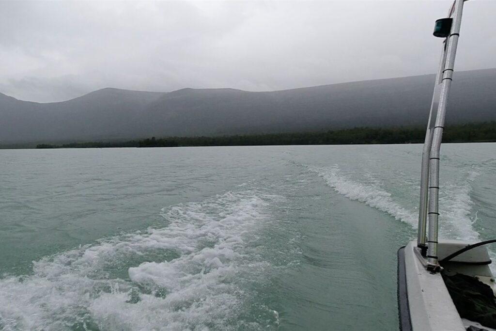 Båt Aktse